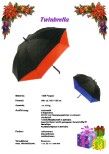 twinbrella