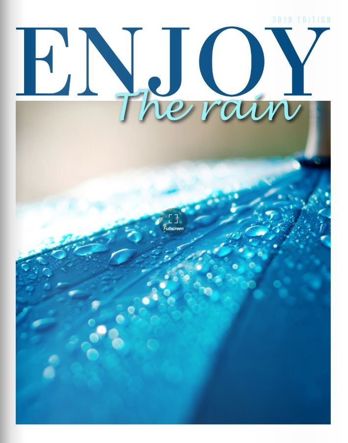 ENJOY the Rain 2021